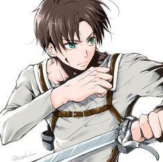 Eren Jaeger | Shingeki no Kyojin | Attack on Titan