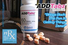 Student's 1st experience with ADDTabz Adderall alternative! >