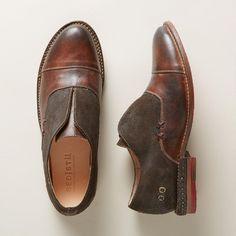 Canvas & Leather Garden Shoes                                                Robert Redford's Sundance Catalog