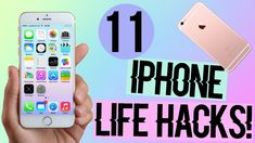 iPhone Life Hacks Everyone Should Know!