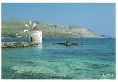 Leros is a Greek island and municipality in the Dodecanese prefecture in the southern Aegean Sea. It lies 317 km nautical mile. Greek Island Ferries, Greek Islands, The Beautiful Country, Beautiful Places, Places To Travel, Places To Visit, Myconos, Greece Photography, Greek Beauty