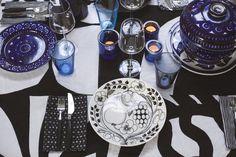 Tiina Laakonen's Midsummer table for Remodelista