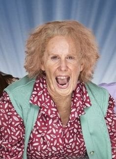 Catherine Tate in Rival Clothing dress  http://www.rivalclothing.co.uk/contents/en-uk/d1_Dresses_for_the_elderly.html