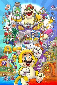Super Mario 3-D World