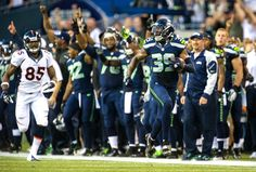 I would be remiss if I didn't thank the Seattle Seahawks for giving a CFL player the once-in-a-lifetime opportunity to return to the NFL, ma...