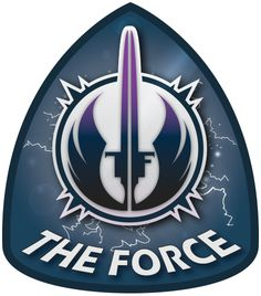 Team logo I designed for The Force subteam at Quicken Loans.