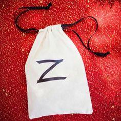 zorro adventure goodie bags box