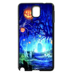 Custom Dreamland Landscape Apple Samsung Galaxy Note 3 N9000 TPU Protection Cover Case DIY(BlADk) Carrying Case