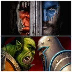 The 'Warcraft' Movie Trailer With 'Warcraft II' Game Sounds Is Perfection [Video]