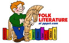 Folk Literature - Fables, Folktales, Legends - FREE Presentations in PowerPoint format, Free Interactives and Games
