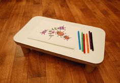 Carboard Table for Kids