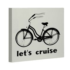 Have to have it. Lets Cruise Canvas Print - $39.98 @hayneedle
