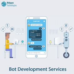 Are you looking for Bot Development company in Kolkata? We offer the best Bot Development services under your affordable budget. Long Hours, Business Intelligence, Customer Service, Save Yourself, Budgeting, Innovation, Waiting, Stress, Messages