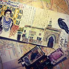 Travel Journal Paris- Galia Alena