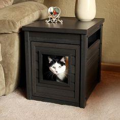Litter Bo Pet Furniturefurniture Ideale Furniturecat Bohidden