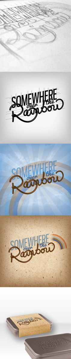Cool logo and box for Rainbow.