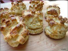 Limara péksége: Káposztás pogácsa