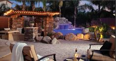 All you need to know about setting the mood and lighting up your hardscape.