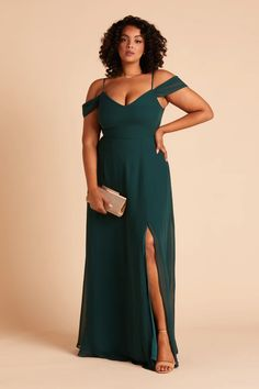 Bridesmaid Dress New Arrivals – Birdy Grey Emerald Green Bridesmaid Dresses, Bridesmaid Dresses Under 100, Slit Dress, New Dress, Just Shop, Welcome To The Party, Party Shop, Dream Wedding, Formal Dresses