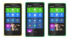 """Nokia Announces Three Android Phones: Nokia X, Nokia X+ and the Nokia XL - http://DesireThis.com/2449 - At Mobile World Congress today, Nokia announced its releasing three new Android handsets: the Nokia X, Nokia X+, and Nokia XL. The first device, the Nokia X, comes with a 4"""" IPS capacitive display and 3MP camera. The Nokia X+ is optimised for multimedia enthusiasts, who can enjoy even more games, music, photos and video thanks to more memory and storage.  The third family m"""