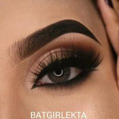 Smoke Eye Makeup, Matte Eye Makeup, Black Smokey Eye Makeup, Dramatic Eye Makeup, Eye Makeup Steps, Makeup Eye Looks, Eye Makeup Art, Makeup For Brown Eyes, Skin Makeup