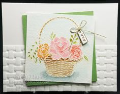 Heart's Delight Cards, Sale-A-Bration Second Release 2018, Blossoming Basket Bundle, Stampin' Up!