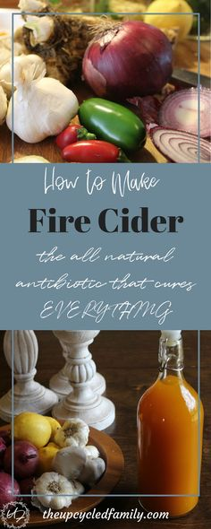 Fire Cider, how to make the age-old cure all. The homemade antibiotic that is so easy to make you will want to keep on hand all winter long