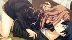 Kirito x Asuna group キリ Anime Pro, Chica Anime Manga, Anime Couple Kiss, Manga Couple, Romantic Anime Couples, Cute Anime Couples, Boys Anime, Kissing Scenes, Sword Art Online Kirito