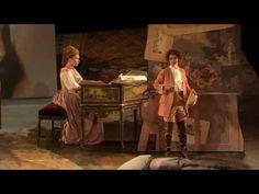 """Le nozze di Figaro ; """"Voi che sapete che cosa è amor"""" : Angelika Kirchsc..."""