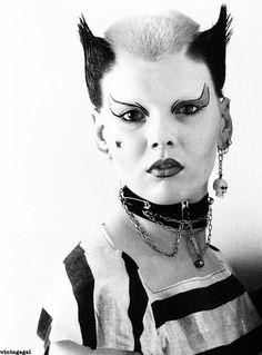 Soo Catwoman, 1976 by Ray Stevenson.