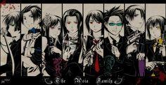 Asia family O♡O :3