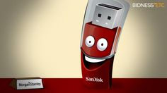 Why SanDisk Is Up