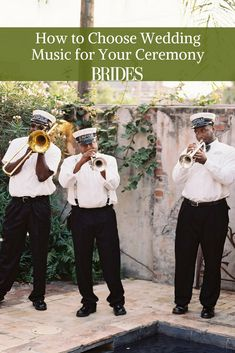 Wondering how to choose wedding music? From your walk down the aisle to your ceremony exit, discover tips on how to get your ceremony music to flow Wedding Music, Wedding Bride, Wedding Ceremony, Wedding Fun, Wedding Ideas, Order Of Service, Music For You, Walking Down The Aisle, Vows