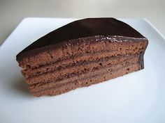 Sample the oh so delicious Sacher Torte of Austria – you know you want this. Pin and share!