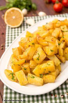 Photo about Batata Harra - Lebanese spiced potatoes. Image of coriander, traditional, spiced - 59592937 Lebanese Recipes, Raw Food Recipes, Fall Recipes, Vegetarian Recipes, Healthy Recipes, Healthy Food, Coriander, Quick Easy Meals, Sweet Potato
