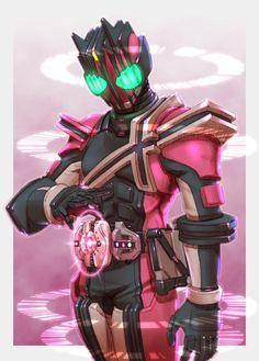 Imagen Kamen Rider Decade, Kamen Rider Series, Geek Culture, Pop Culture, Cosmic Art, All Hero, Manga Artist, Fantastic Art, Fashion Games