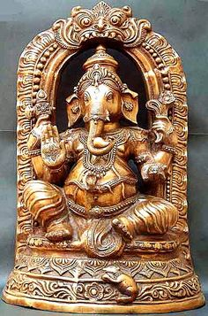 ANCIENT HINDU SHRINES AND COLLECTIBLES