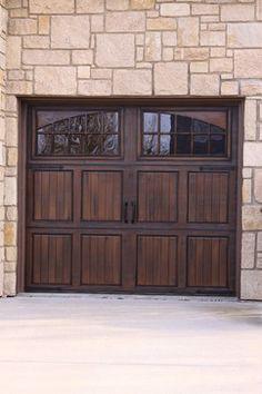Garage doors Faux Holz Garagentore Design-Ideen, Bilder, umgestalten und Dekor Although there are a