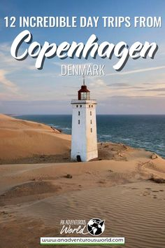 12 Incredible Day Trips from Copenhagen, Denmark  - From visiting Malmo in Sweden to exploring the stunning Cliffs of Møn, here are 12 incredible day trips from Copenhagen for your next trip! This are some of the best Denmark tours and tourist attractions you'll see while travelling around! #Denmark #CopenhagenDayTrips #CopenhagenTours #CopenhagenTravel