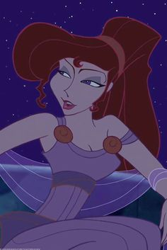 Megara: Not your average damsel in distress
