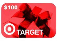 $100 Target Gift Card Giveaway | BLOGGIEAWAY