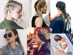 Hip Hop Braids | Fashion In Da Hat Más
