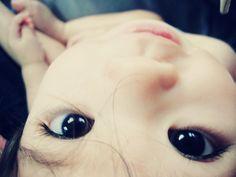 #asian #girl #baby #cute