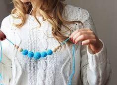 Imagini pentru handmade necklace