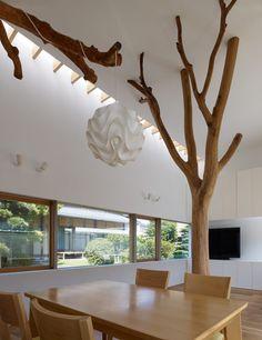 Garden Tree House by Hironaka Ogawa