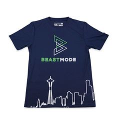 Men's Seattle Graphic Tee