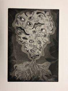 #etching #illustration
