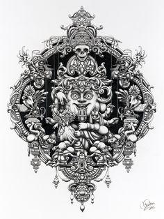Joe Fenton : l'onirisme en noir et blanc | WhoTheFuckAreYou | WhoTheFuckAreYou