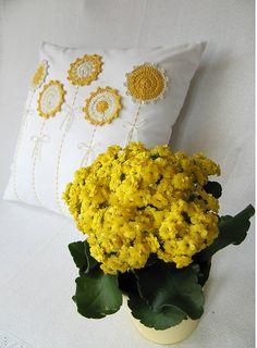 Úžitkový textil - alchýmia Tussilago farfara... - 5299754_