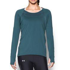 Under Armour Women's Got Game Long Sleeve Shirt Long Sleeve Tops, Long Sleeve Shirts, Under Armour Outfits, Got Game, Basic Outfits, Under Armour Women, Workout Shirts, Fit Women, Feminine